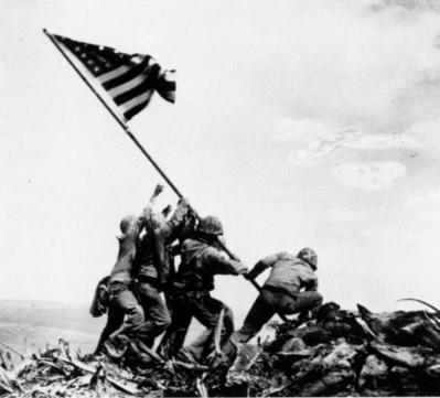 """Un partido de ida y vuelta: """"Banderas de nuestros padres"""" VS """"Cartas desde Iwo Jima"""" (1)"""